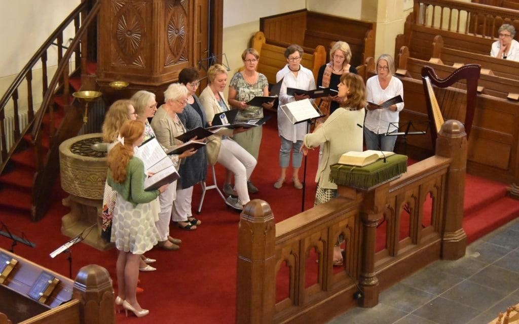 Uitvoering Schildkerk 2016