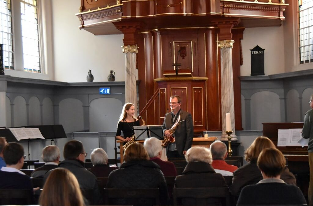 Concert Doopsgezinde kerk Almelo