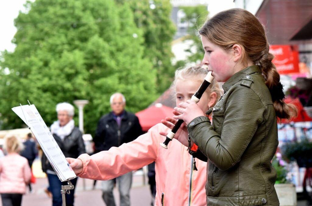 Spelen voor het goede doel tijdens Proef Rijssen 2017