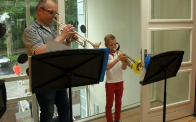 Instrumentenpresentaties tijden het Open Huis: aanstaande zaterdagmiddag