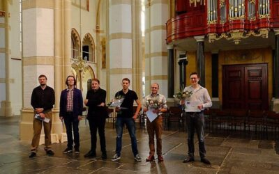Ard Jan Koster wint Ars Musica Concours in Zaltbommel
