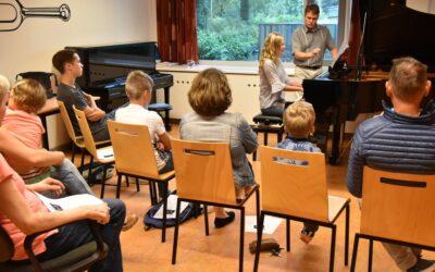 Masterclass met Vincent van Gelder