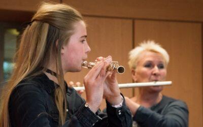 Groepslessen in de Muziekschool mogen weer!