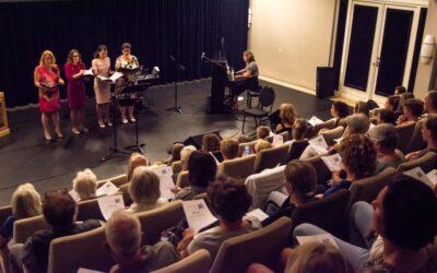 Woensdag 23 januari: open repetitie vrouwenkoor