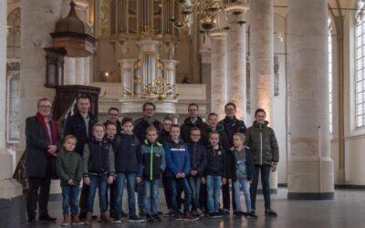 Orgelexcursie Bergkerk Deventer 2018