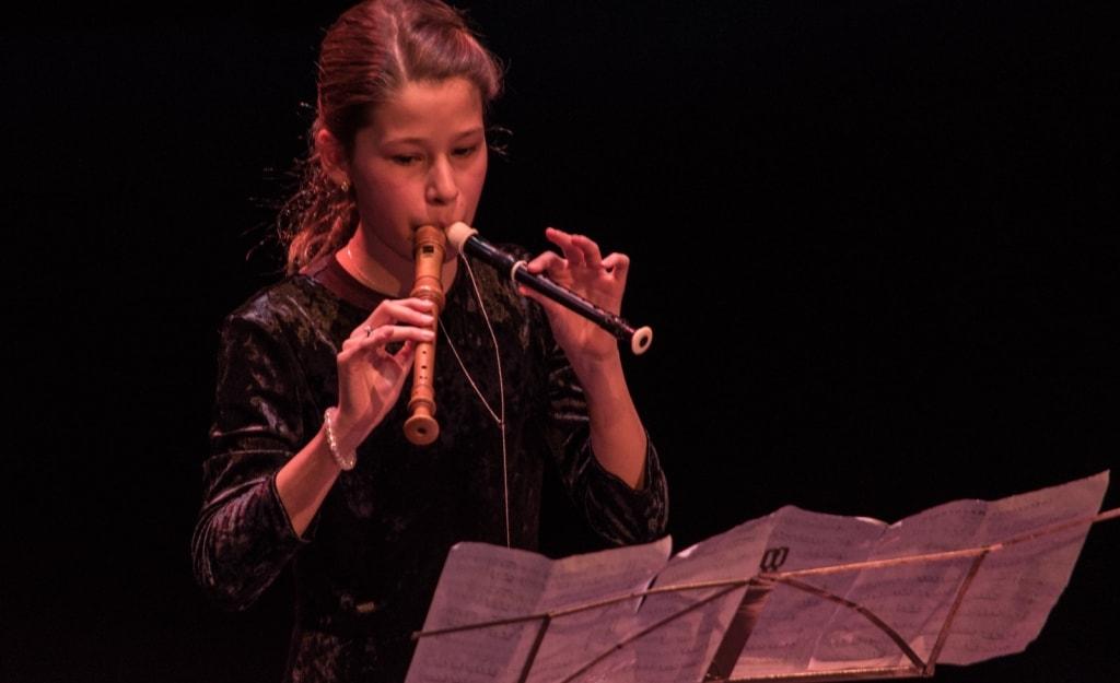 "Emma Harbers wint ""Klassiek talent 2019"" in Nijverdal!"