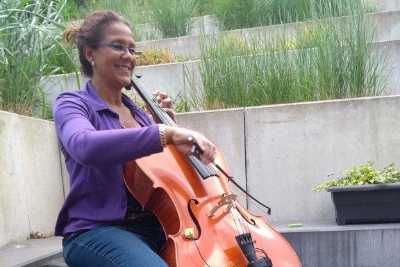 Muziekschool zorgt voor vertier in coronatijd