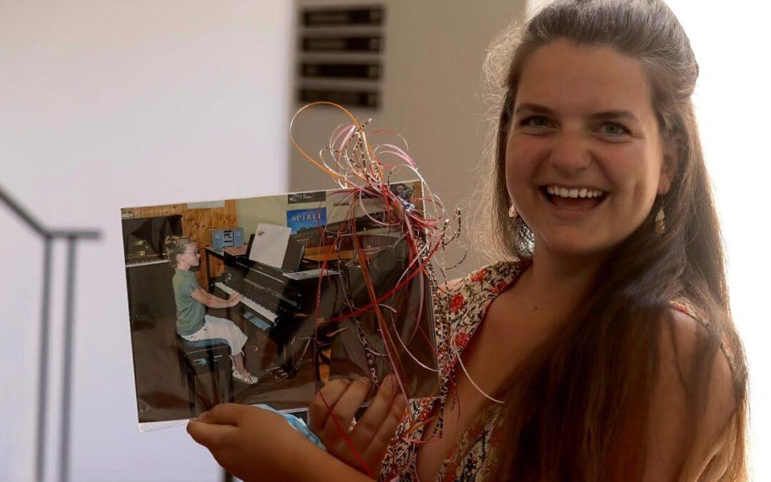 Oud-leerling Laura Troost afgestudeerd