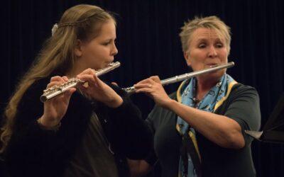 Muziekschool begint weer: probeerlessen in september