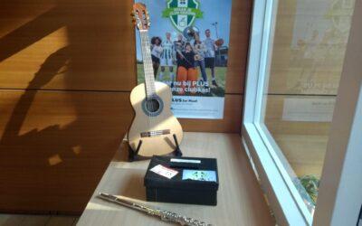 Steun de Muziekschool bij de Plus-actie!